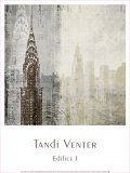 Edifice I Prints by Tandi Venter
