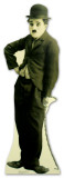 The Tramp - Charlie Chaplin 2 Lifesize Standup Cardboard Cutouts