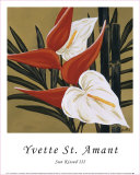 Sun Kissed III Prints by Yvette St. Amant