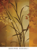 Autumn Sunset I Print by Edward Aparicio