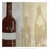 Bordeaux II Prints by Tandi Venter