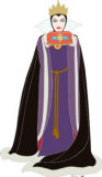 Wicked Queen Cardboard Cutouts