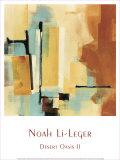 Desert Oasis II Print by Noah Li-Leger