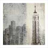 Edifice II Prints by Tandi Venter