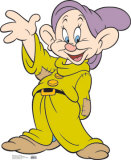 Disney's Snow White and the Seven Dwarves - Dopey Lifesize Standup Cardboard Cutouts