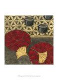 Lacquerware I Poster von Chariklia Zarris