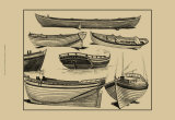 Boat Craft I Posters