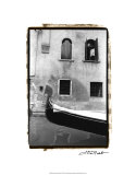 Graceful Gondola Giclee Print by Laura Denardo