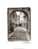 Village Passageway Giclee Print by Laura Denardo