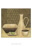 Bamboo Vase Posters by Chariklia Zarris