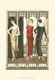 Art Deco Elegance I Posters