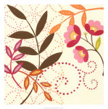 Berry Blossom I Giclee Print
