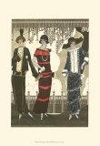 Art Deco Elegance II Kunstdrucke