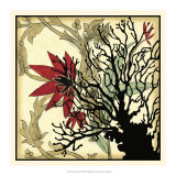 Coral Tapestry I Giclee Print by Jennifer Goldberger