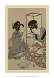 Women of Japan II Giclee Print