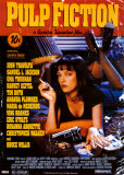 Pulp Fiction Kunstdruck