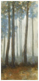 Silver Trees I Prints by Jill Barton