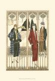 Art Deco Elegance III Poster