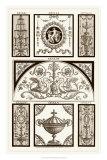 Sepia Pergolesi Panel III Giclee Print by Michel Pergolesi