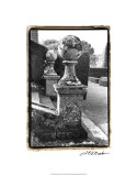 Italian Garden I Giclee Print by Laura Denardo