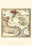 Zodiac Chart III Posters