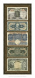 Foreign Currency Panel II Prints