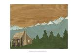 Montana Sky I Posters by Vanna Lam