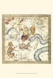 Zodiac Chart IV Art