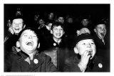 Boys Laugh at Children's Movie Session Plakater av Paul Kaye