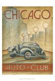 Chicago Auto Club Prints by Ethan Harper