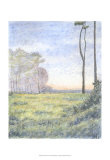 Tranquil Horizon I Posters by Virginia A. Roper