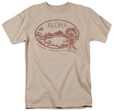 Around the World - Aloha T-Shirt