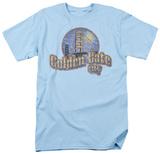 Around the World - Golden Gate City T-shirts