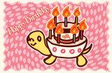 Happy Birthday! Masterprint by  Minoji