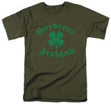 Around the World - Hardcore Ireland T-Shirt