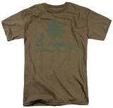 Around the World - Hawaiian Village T-Shirt