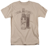 Around the World - Pour Favor T-Shirt
