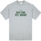 Around the World - Kiss Me I'm Irish T-shirts