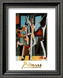 Three Dancers, 1925 Prints by Pablo Picasso