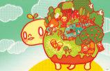 Turtle World Masterprint by  Minoji