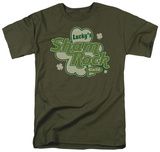 Around the World - Lucky's Shamrock Cafe T-Shirt