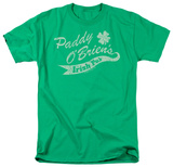 Around the World - Paddy O&#39;Brien&#39;s T-shirts