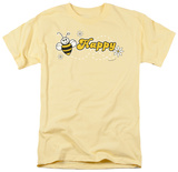 Garden - Bee Happy T-shirts