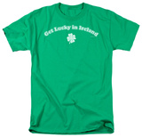 Around the World - Get Lucky in Ireland T-Shirt