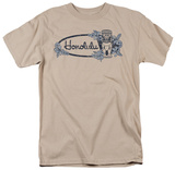 Around the World - Honolulu T-Shirt