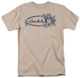 Around the World - Honolulu T-Shirt