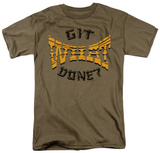 Attitude - Git What Done Shirts