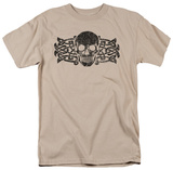 Retro - Tribal Skull T-Shirts
