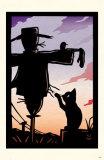Scarecrow Masterprint by Ryo Takagi