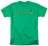 Around the World - Ireland Shirts